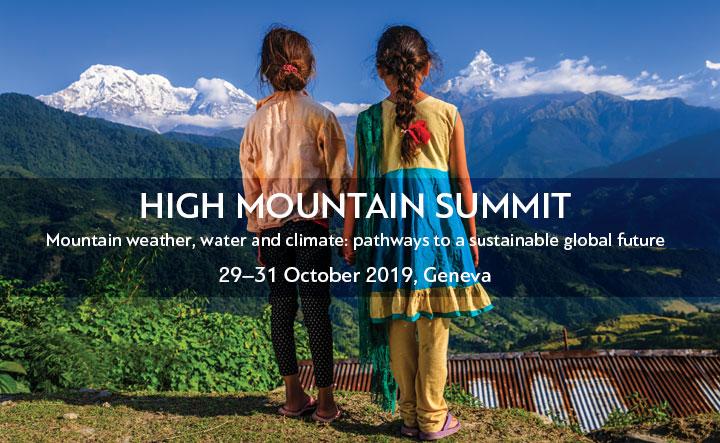 WMO High Mountain Summit
