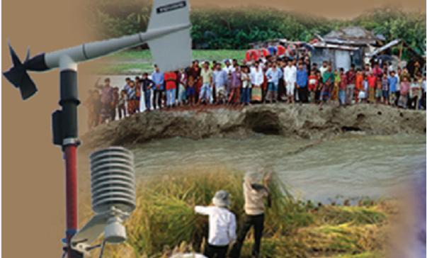 Coastal flooding forecasts save lives in Bangladesh
