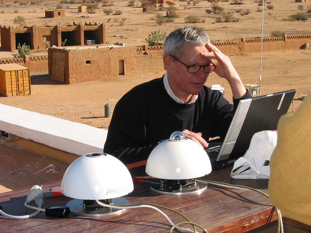 Regional Programme (RP) Radiation sensors at Tamanrasset GAW Global Station Algeria