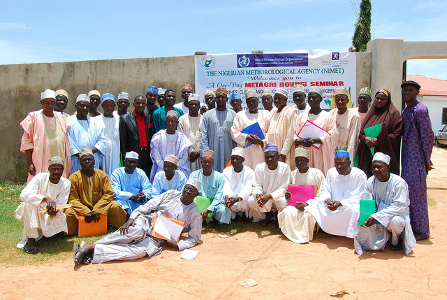 Capacity Development Programme Metagri roving seminar Jigawa state of Nigeria