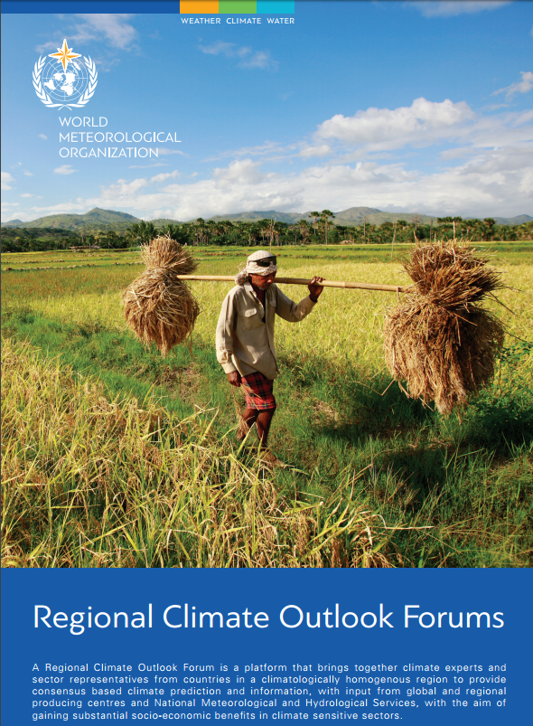 Regional Climate Outlook Forums