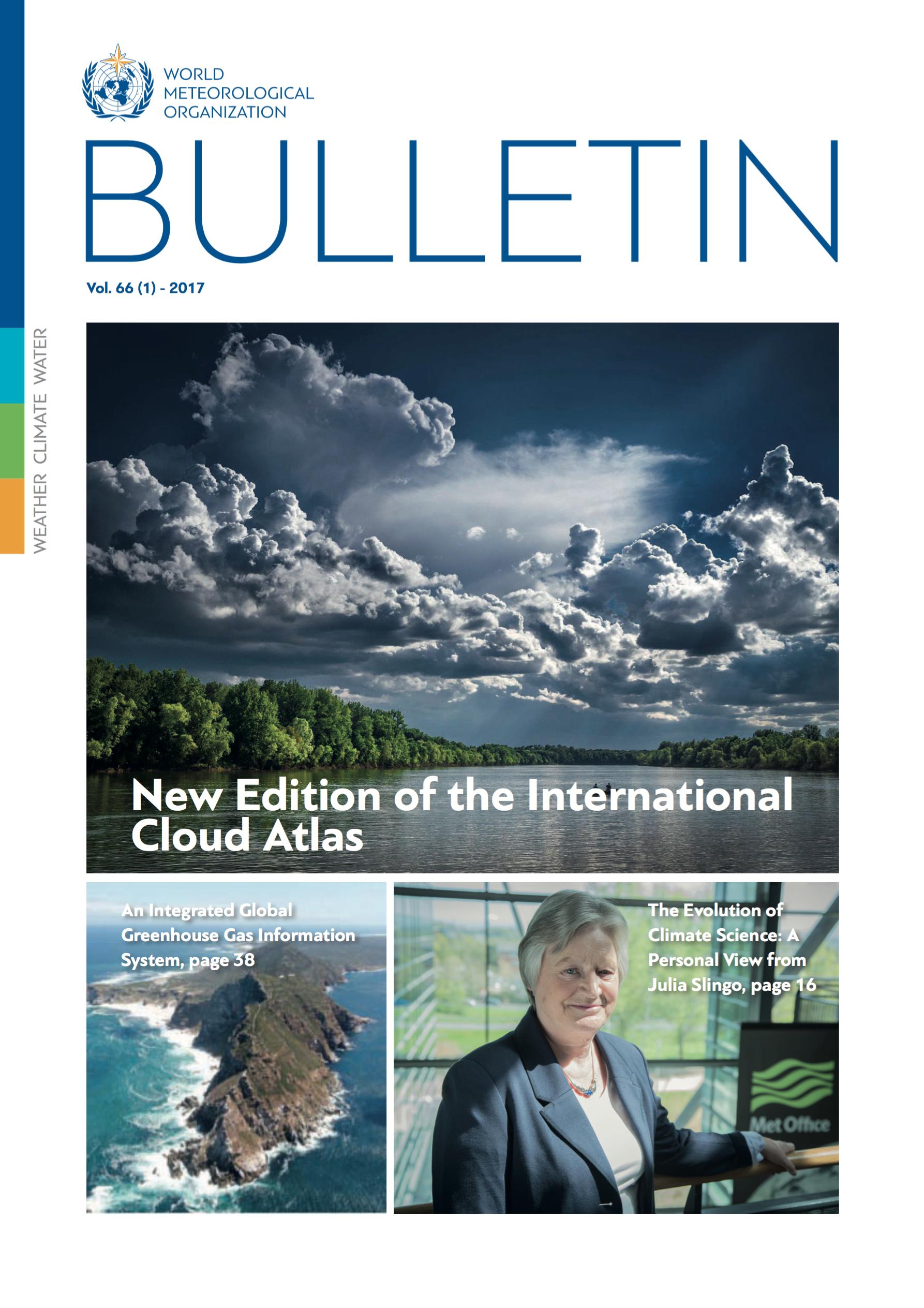 Bulletin 66(1) - 2017