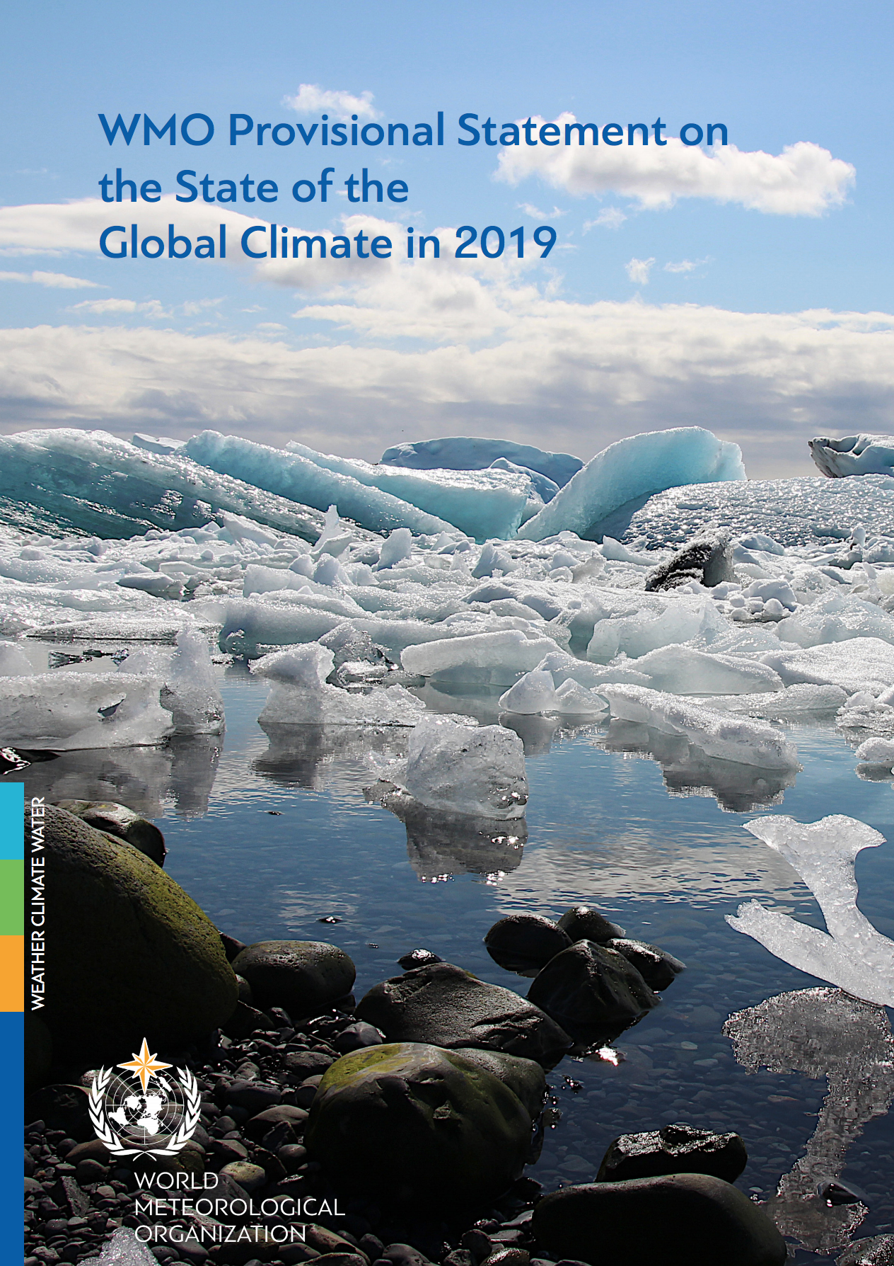 Provisional State of the Global Climate 2019