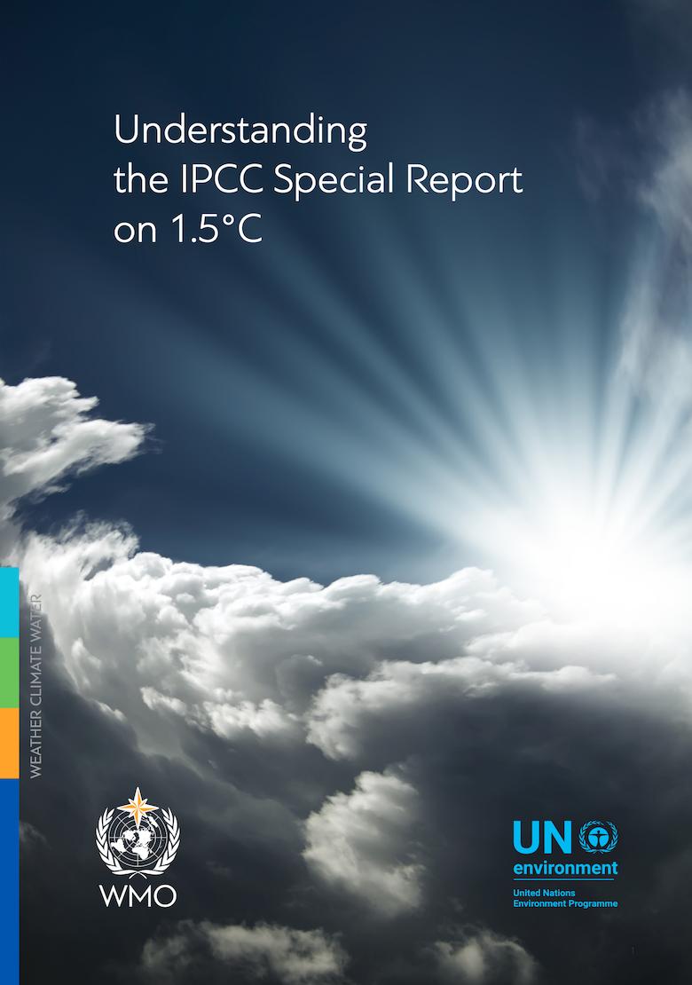 Understanding the IPCC Special Report on 1.5°C