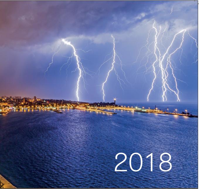 WMO Calendar 2018
