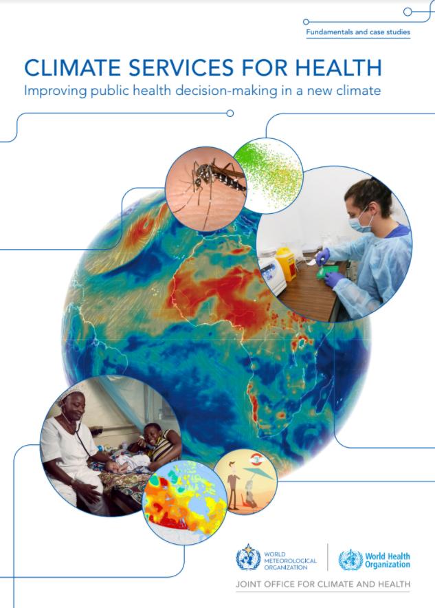 Climate Services for Health / WMO / WHO