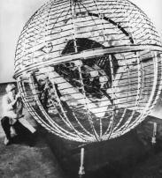 Tiros 1960, meteorological satellite pre-launch test.jpg