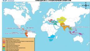 Global Flash Flood Guidance System Coverage