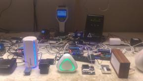 Statement on the low-cost sensors for atmospheric composition