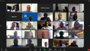 Strengthening of severe weather forecasting capabilities in West and Central Africa