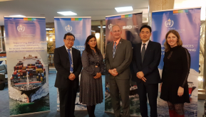 First WMO-IMO joint international symposium on extreme maritime weather