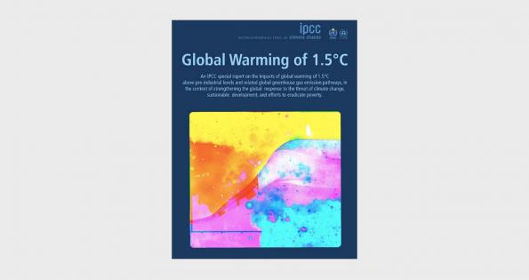 IPCC Special Report 1.5 C