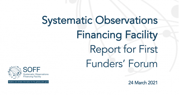 SOFF First Funders Forum