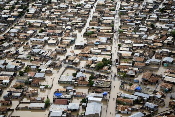 Flood/United Nations/Flickr