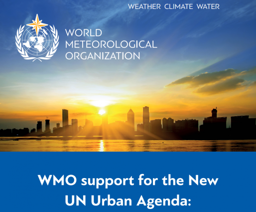 WMO and the new urban agenda