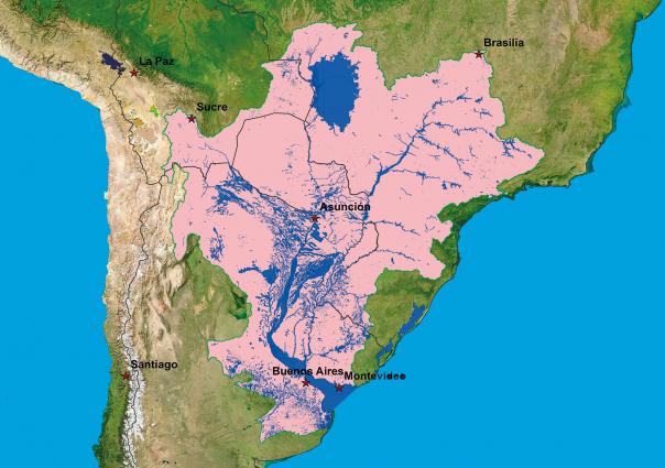La Plata River Basin