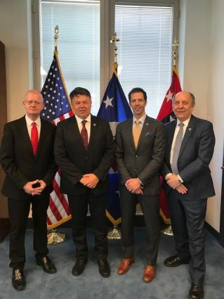 Secretary-General Taalas also met with senior State Department officials