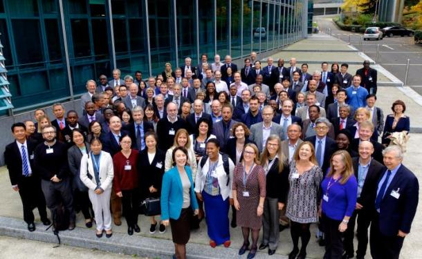WMO Science Summit Participants