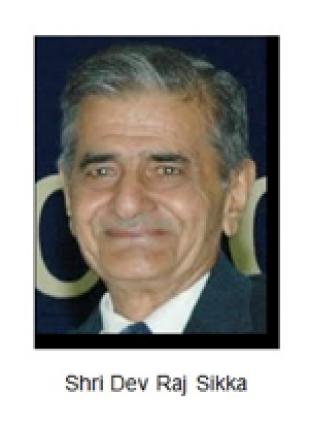 Obituary D R Sikka