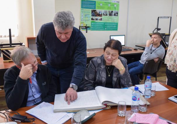 50 years of hydrometeorological data in Uzbekistan advances