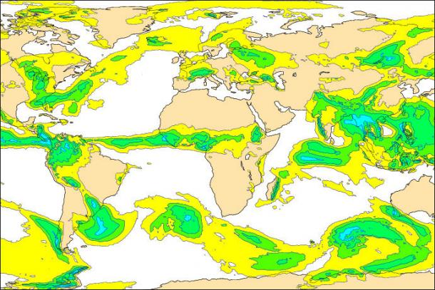 ECMWF makes more data freely available to WMO Members