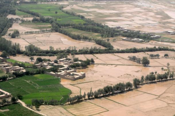 Pakistan-Afghanistan Flash Flood Guidance System