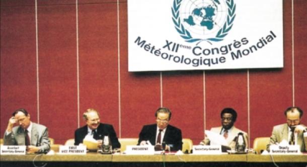Twelfth World Meteorological Congress, 1995