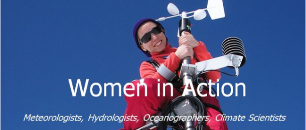 WMO / International Women Day