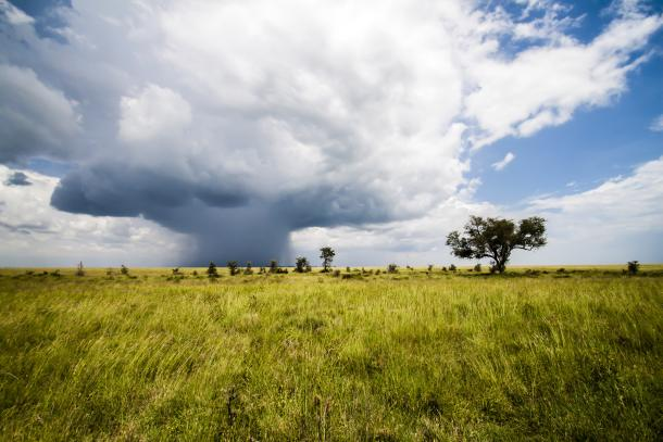 Tanzania launches new climate change adaptation project. Photo Rita La Visi Visigalli
