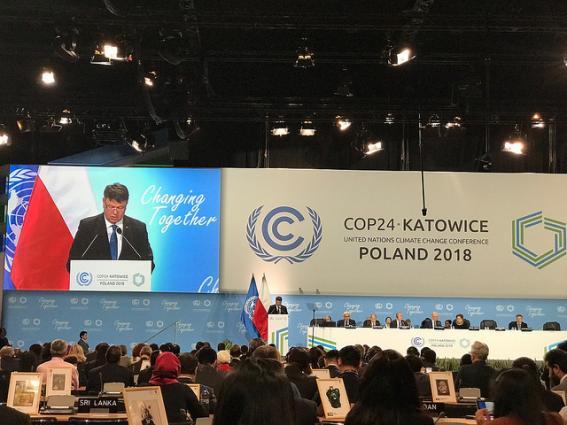 WMO at COP24