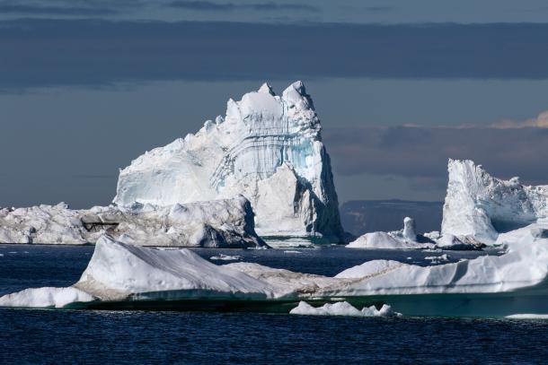 Credit: Kieran Commins  Location: DIsko Bay, Ilulissat, Greenland