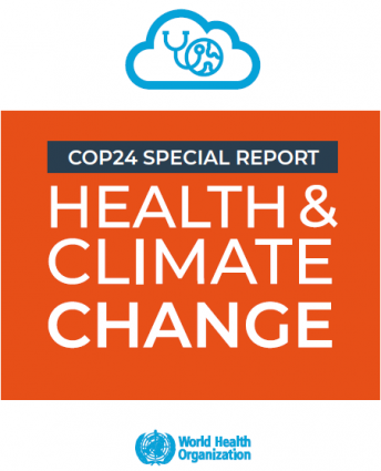 COP24 action on Climate and Health