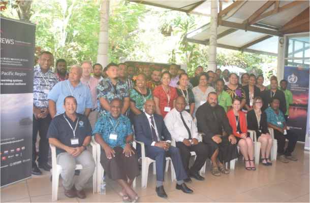 Pacific Islands develop impact-based forecasts