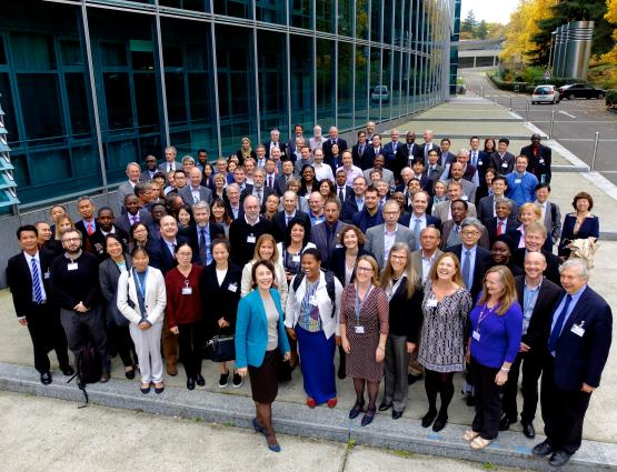 WMO Science Summit Oct 22, 2017
