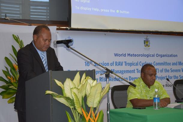 Experts of tropical cyclones warnings meets in Honiara
