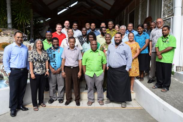 Solomon Islands Hosting Meeting on Tsunami Warnings