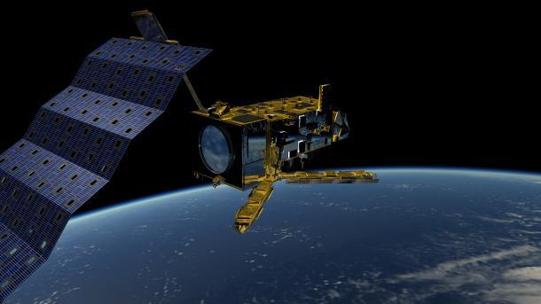 Eumetsat launches Metop-C, 7 November 2018