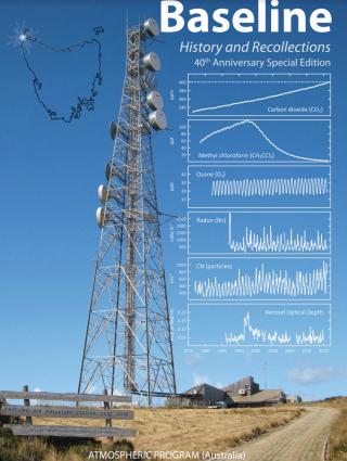 Cape Grim, Tasmania, Global Atmosphere Watch station