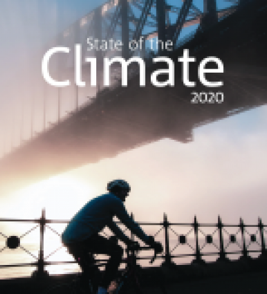 State of the climate 2020 - Australia