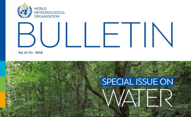 WMO Bulletin 67(1) - March 2018