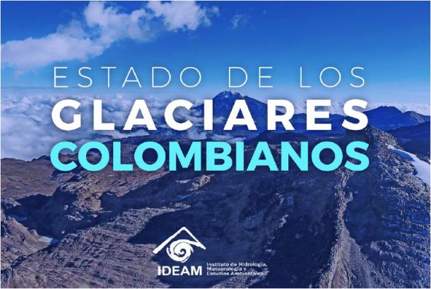 Estado de los Glaciares Colombianos 2018