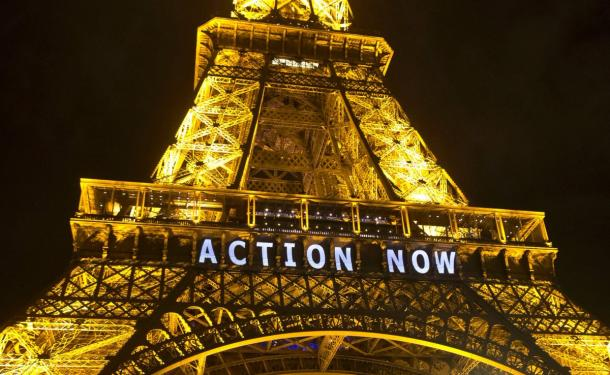 Paris Agreement on climate change enters into force