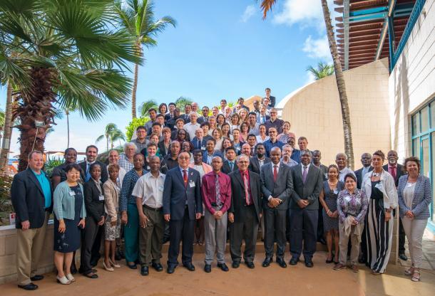 WMO/CIMH symposium, Barbados