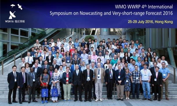 Symposium on nowcasting and very short-range forecast 2016, 25-29 July, Hong Kong