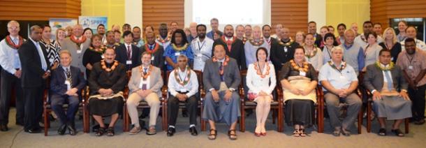 Members of Pacific Meteorological Group