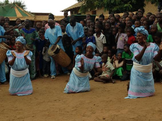 Least Developed Countries Programme Red Cross community education project, Lilongwe Malawi