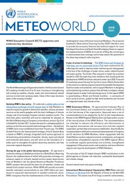 MeteoWorld No.2 June 2021 Cover