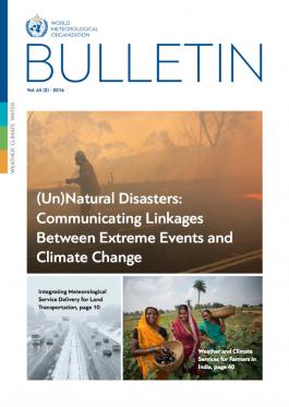 WMO Bulletin 65(2) - 2016