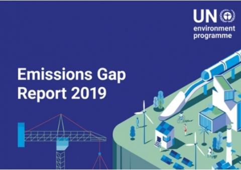 Emissions Gap Report 2019 UNEP