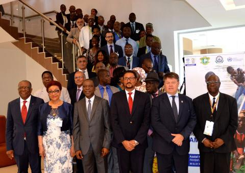 ECOWAS/AMCOMET